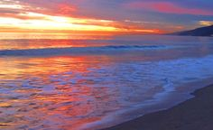 """""""Will Rogers State Beach, Los Angeles."""" (From: 23 American Beaches You Want to Be on Right Now)"""