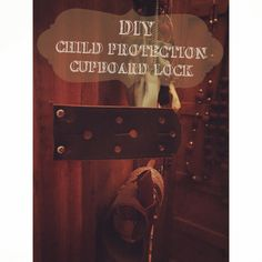 Crafty Crafty Book: DIY Child Protection - Vintage Look
