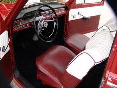 Restored 1963 Volvo PV544