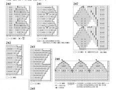 Kaunis kokoelma kaavoja suunnittelun pinnoja reunasta. Keskustelua LiveInternet - Venäjän Service Online Diaries