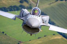 https://flic.kr/p/JKWet1 | Polish Air Force F-16CJ head on! © Nir Ben-Yosef (xnir)