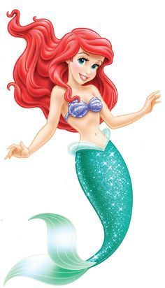 Princess Series: Ariel (The Little Mermaid) Ariel Disney, Princesa Ariel Da Disney, Walt Disney, Disney Little Mermaids, Cute Disney, Disney Art, Disney Wiki, Little Mermaid Font, Little Mermaid Clipart