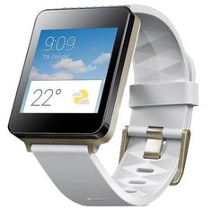 LG G Watch - Smartwatch Android (pantalla 1.65, 4 GB, Quad-Core 1.2 GHz, 512 MB RAM), blanco - www.tiendasmovile...