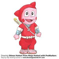 7 Best Ninja Hattori Images Anime Characters Cartoon Characters