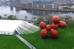 Artists — Paul McCarthy — Images and clips — White Snow, Balloon Dog (red) Institute Of Contemporary Art, Museum Of Modern Art, Contemporary Artists, Modern Contemporary, Balloon Dog, Paul Mccarthy, Art Restaurant, New York Galleries, Jeff Koons
