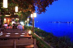 Nightlife in Vientiane, Laos