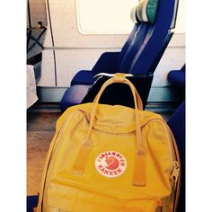 Fjallraven #fjällräven #Sweden #yellow