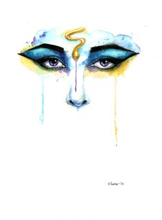 watercolor drip painting - Google Search