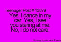 Yep haha I'll even point at you and let you know I know your watchin haha :)