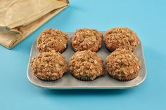 Make SKIPPY® Peanut Butter Energy Muffins and power pack your morning with protein. Peanut Butter Popcorn, Peanut Butter Roll, Peanut Butter Oatmeal, Peanut Butter Protein, Banana Chocolate Chip Pancakes, Chocolate Peanut Butter Cupcakes, Peanut Butter Muffins, Skippy Natural Peanut Butter, Muffin Recipes