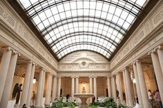 Frick Collection Wedding