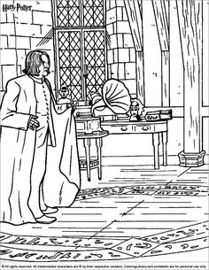 harry potter coloring pages harry potter coloring page back to