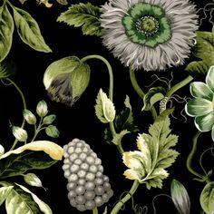 P Kaufmann KEILANI 004 LAUREL Floral Print Upholstery And Drapery Fabric - DecorativeFabricsDirect.com Drapery Fabric, Fabric Decor, Floral Fabric, Floral Prints, Art Journal Techniques, Vine Design, Linocut Prints, Outdoor Fabric, Tree Art