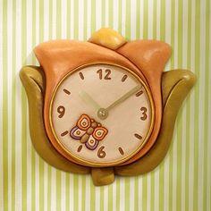 È #tempo di vivere una nuova #stagione di #emozioni con le tantissime #novità che #Thun ha pensato per te !!! Tra queste trovi il coloratissimo #orologio da #parete #tulipano, originale #decorazione per la tua #casa o simpatica #idea regalo.  #villamontesiro #fratelli_villamontesiro #villa_casalinghi #ul_piatè_de_munt