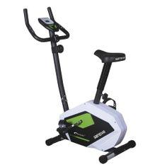 Magnetický rotoped Genova s vnějším magnetickým odporem. Počítač rotopedu má funce čas, vzdálenost, rychlost, kalorie, puls a scan. Stationary, Gym Equipment, Bike, Sports, Heart Rate, Bicycle, Hs Sports, Bicycles, Workout Equipment
