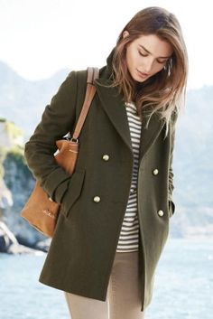 Buy Navy Peacoat online today at Next: Canada | Tall Women Fashion