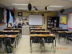 A Teacher's Treasure: Hollywood Themed Classroom Decore