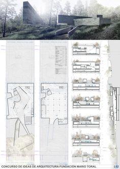 Segundo Lugar Concurso de Ideas Museo Mario Toral: BBATS + TIRADO Arqtos.