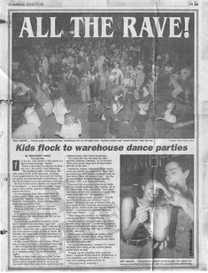 Through the media's negative portrayal of the rave subculture, focusing mainly on the use of drugs such as Ecstasy, Ketamine GHB and LSD, called for the government to obtain control and power. The most recent act, The Criminal Justice and Public Order Act (1994) stated the organization and attendance of raves was against the law (Martin, 1999). This pressure from the media not only caused a decline in participation, but further caused venues to close (Anderson, 2009).