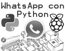 Whatsapp en Python con Yowsup - Raspberry Pi