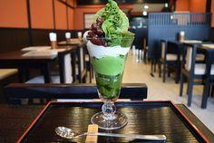 京都人も食べたい!和カフェで頂く極上抹茶パフェベスト5 | 京都府 | トラベルjp<たびねす>