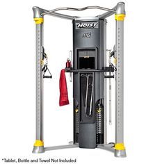 HOIST Consumer Strength Product Line at Athlete Fitness Equipment