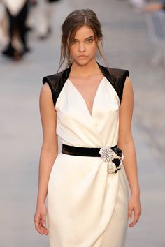 Pin for Later: 22 Reasons to Get On the Barbara Palvin Fan Train She Walked in the Chanel Collection Croisiere 2011/12 Show She's also modeled for Louis Vuitton, Armani, Prada, Miu Miu, Emanuel Ungaro, and Jeremy Scott.