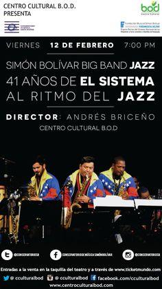 La Simón Bolívar Big Band Jazz celebra los 41 años de El Sistema al ritmo del jazz http://crestametalica.com/events/la-simon-bolivar-big-band-jazz-celebra-los-41-anos-de-el-sistema-al-ritmo-del-jazz/ vía @crestametalica