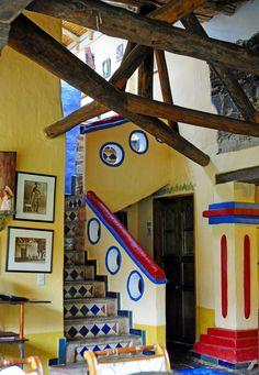 Hotel in Villa de Leyva, Colombia, South America