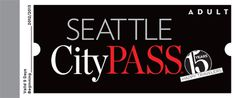Seattle City Pass, 6 attractions, 45% off.