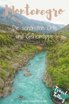 Reisebericht: Urlaub in Montenegro