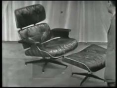 If we can look past the 1950s patriarchy, I think it's notable that the Eames learned to work so well together, and show appreciation and acknowledgement to each other.