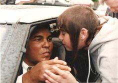 ¡Bumaye! Muhammad Ali y la chica skinhead — Agente Provocador