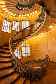 Musical stairs -staircase in Heals furniture shop, Tottenham Court Road, London.  by D A Scott