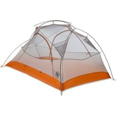 Big Agnes Copper Spur UL 2 Tent - I think that this will be our next tent. We need a lightweight alternative to what we have now.