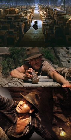 21 Signs You Were Raised On Indiana Jones