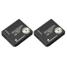 Panasonic DMW-BLH7 (2 Pack) Replacement Battery Pack
