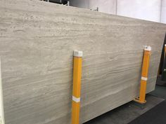 """95 Likes, 1 Comments - CDK Stone (@cdkstone) on Instagram: """"This beautiful slab is actually Neolith Strata Argentum in a Riverwashed finish, and it's in stock…"""""""