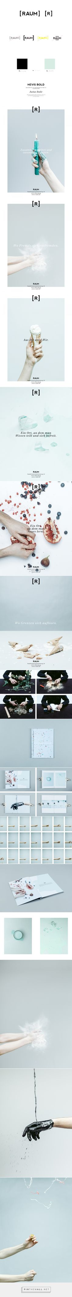 RAUM on Behance... - a grouped images picture - Pin Them All