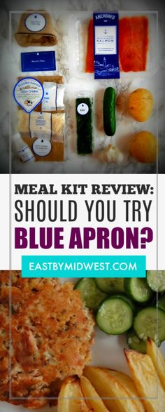 Meal Kit Review: Should You Try Blue Apron? | Meal Kit Delivery Services