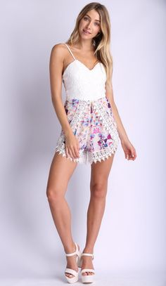 All Time High Playsuit in Pink $49.99 http://www.popcherry.com.au/new-arrivals/