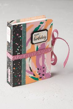 So Shelli - So Shelli Blog - Birthday Book Box
