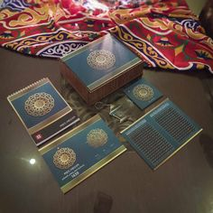 Media Ramadan Gift Items on Behance