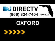 Oxford FL DIRECTV Satellite TV Florida packages deals and offers