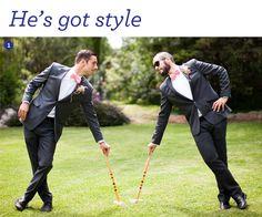 groom's fashion