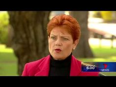 """Echoing Trump's media """"shock value"""", Hanson's ratings are also rising with both major parties too self-interested to neutralise her effect. Pauline Hanson, Australian Politics, Social Justice, Einstein, Twitter"""