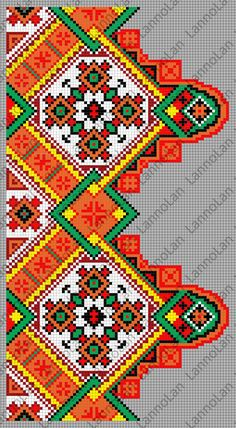 ukrainian cross stitch pattern ... inspired by: http://svetik67.gallery.ru/watch?ph=7Q6-ew0zz