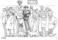 Living Lines Library: Kaubôi bibappu: Cowboy Bebop (TV Series 1998)