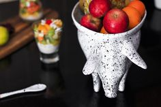 Serve your in a by in Make a with your Ceramic Decor, Serveware, Strawberry, Ceramics, Fruit, Recipes, Beautiful, Food, Ceramica