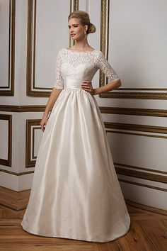 65 Stunning Wedding Dresses With Sleeves